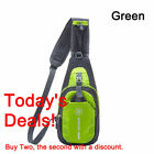 Waterproof Small Chest Bag Travel Sport Shoulder Sling Backpack Cross Body Gift