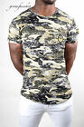 Time is Money jungle star t shirts, mens hip hop tees camouflage green military