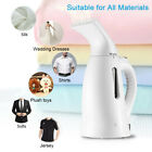 360ml 60ml Portable Steamer Fabric Clothes Garment Steam Iron Hand Held Compact  photo