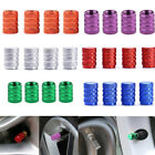 4pcs Wheel Tyre Tire Valve Stem Air Dust Cover Screw Cap Car Truck Accessories on eBay