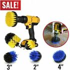 3Pcs/Set Tile Grout Power Scrubber Cleaning Drill Brush Cleaner Attachment Kit