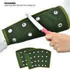 Outdoor Work Safety Protective Arm Sleeve Guard Knife Proof Cut-Resistant Gloves