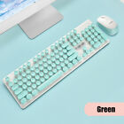 High Sensitivity Mice Keyboard Mouse Combo USB Receiver For Laptop PC Macbook