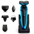 5D Shaving Machine Rechargeable Portable Electric Shaver Men Travel Grooming Kit