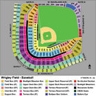 4 Cubs Tickets AISLE SEATS Wrigley Field 7/16/19 vs CIN Reds Electronic Delivery фото