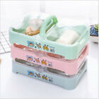 1PC Soap Dish Reusable Soap Case Soap Box Container for Kitchen Bathroom