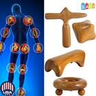 Wood Thai Traditional massage tool Reflexology Hand Foot Back Body Therapy 1PC