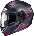 HJC Adult Pink/Grey CS-R3 Trion MC-8sf Motorcycle Helmet