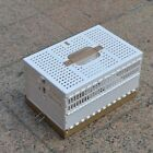 Plastic Pigeon Dove Training Transport Basket folding Collapsing cages Nest Box