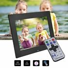101215HD LCD Digital Photo Frame w Multimedia Playback With Touch Button