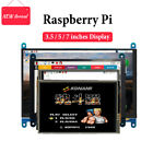 "Raspberry Pi 3.5"" / 5"" /7"" Inch Touch Screen For Pi 2/3B 3B PC Optional Case"