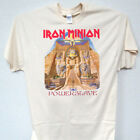 The MINIONS,Iron Maiden,Inspired,POWERSLAVE,Tour T-SHIRTS,SIZES S-5XL,T-1433