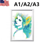 Modern Photo Poster Frames A1/A2/A3 Wall Mounted Home Decor Picture Frame for sale  USA