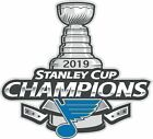 St. Louis Blues 2019 NHL Stanley Cup Champions Decal / Sticker $2.99 USD on eBay