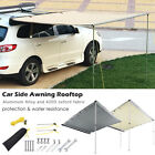 Awning Rooftop Car SUV Truck Shelter Tent Outdoor Camping Travel Sunshade Canopy