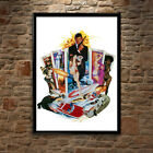 James Bond Live and Let Die Movie High-Quality Poster Print Wall Art A1, A2, A3+ £16.99 GBP on eBay