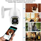 1080P HD WIFI PTZ Camera 2.5in 8 Lights Security P2P IP Camera ONVIF Waterproof