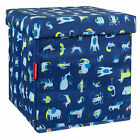 reisenthel sitbox kids 18 Liter ABC friends Aufbewahrungsbox Hocker Kiste Kinder