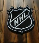 Patch Iron-On or Sew-On NHL Logo National Hockey League Embroidered Applique $5.0 USD on eBay