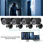 4/5 MP AHD/TVI/CVI/CVBS 4 in 1 HD CCTV Security Camera Dome IP66 With 24 IR LEDs