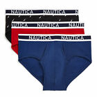 Внешний вид - Nautica Mens Stretch Classic Briefs, 3-Pack