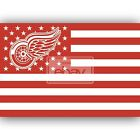 Detroit Red Wings NHL Custom Personalized Silk Poster Wall Decor $8.1 USD on eBay