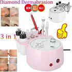 3 in1 Diamond Dermabrasion Microdermabrasion Skin Peeling Cleaner Beauty Machine