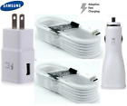 Original OEM Samsung S7 S6 Note 5 J3 J5 Fast Charger Car + Cable Micro USB