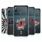 OFFICIAL AC MILAN TEENS SOFT GEL CASE FOR HTC PHONES 1