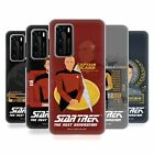 OFFICIAL STAR TREK ICONIC CHARACTERS TNG GEL CASE FOR HUAWEI PHONES