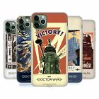 OFFICIAL DOCTOR WHO CLASSIC GLITCH POSTERS GEL CASE FOR APPLE iPHONE PHONES $17.95 USD on eBay