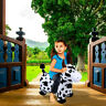 Hopping Horse Outdoors Ride On Bouncy Animal Play Toys Inflatable Hopper cute US