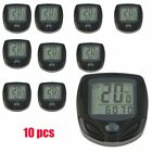 LOT Wireless LCD Bicycle Bike Cycling Computer Odometer Speedometer Velometer BT