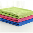 Cooling Sweatband Towel Microfiber Towel Instant Relief Quick Dry Ice Towel image