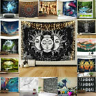 Kyпить USA Hippie Psychedlic Tapestry Mandala Wall Hanging Bedspread Blankets Home Deco на еВаy.соm