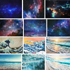 Внешний вид - Starry Sky Ocean Tapestry Mat Picnic Wall Covering Handing Decor Bedspread Throw