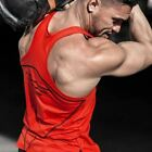 Men's Bodybuilding Fitness Cotton Sleeveless Shirt Summer Crossfit Clothing Male