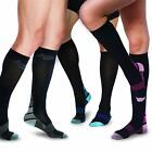 AIvada Compression Socks for Men & Women with Foot Massager Pad Fit for Sports