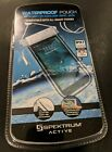 Waterproof Pouch for cell phone GLOWS IN THE DARK  Auxi Input Jack Choose Color