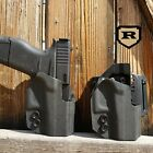Kydex Paddle OWB Gun Holster Fits: Glock 43 43X 48 Made in USA