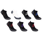 BAMBOO 3G Charcoal Low Ankle Mesh Sports Socks Tennis Golf KILLS ODOURS