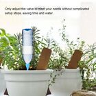 6pcs Garden Plant Self Watering Spikes Stakes Adjustable Valve Waterer Device