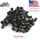 M5 Rubber Metric Motorcycle Windscreen Well Nut For Aprilia RSV4 APRC ABS 2014