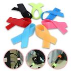 50X Colorful Reusable Nylon Magic Fastener Tape Cable Ties Cord Strap Organiser