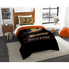 Anaheim Ducks The Northwest Company NHL Draft Twin Comforter Set $60.71 USD on eBay