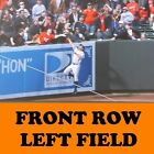 2 Front Row Seats Baltimore Orioles Tickets vs Toronto Blue Jays Sept 9/19/19 on Ebay
