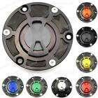 Aluminum Keyless Fuel Gas Tank Cap Cover For Triumph Street Triple 675 All Years $25.64 USD on eBay