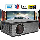 Mini Portable 1080P LED Projector Multimedia Home Cinema Theater HDMI VGA USB US