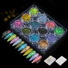 Nail Art Glitter Powder Exquisite Nail DIY Decoration Sequins Manicure Tool