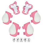 6PCS  Kids Protective Gear Set Knee and Elbow Pads With Wrist Guards Toddler US image